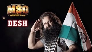 MSG: The Messenger of God - Desh - New Full Song