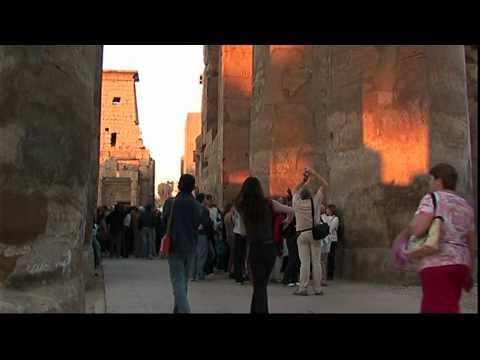 EGITTO - IL TEMPIO DI LUXOR معبد الأقصر