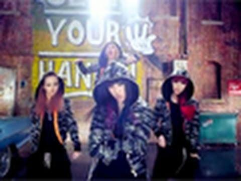 2NE1 - CLAP YOUR HANDS (박수쳐) [HD]