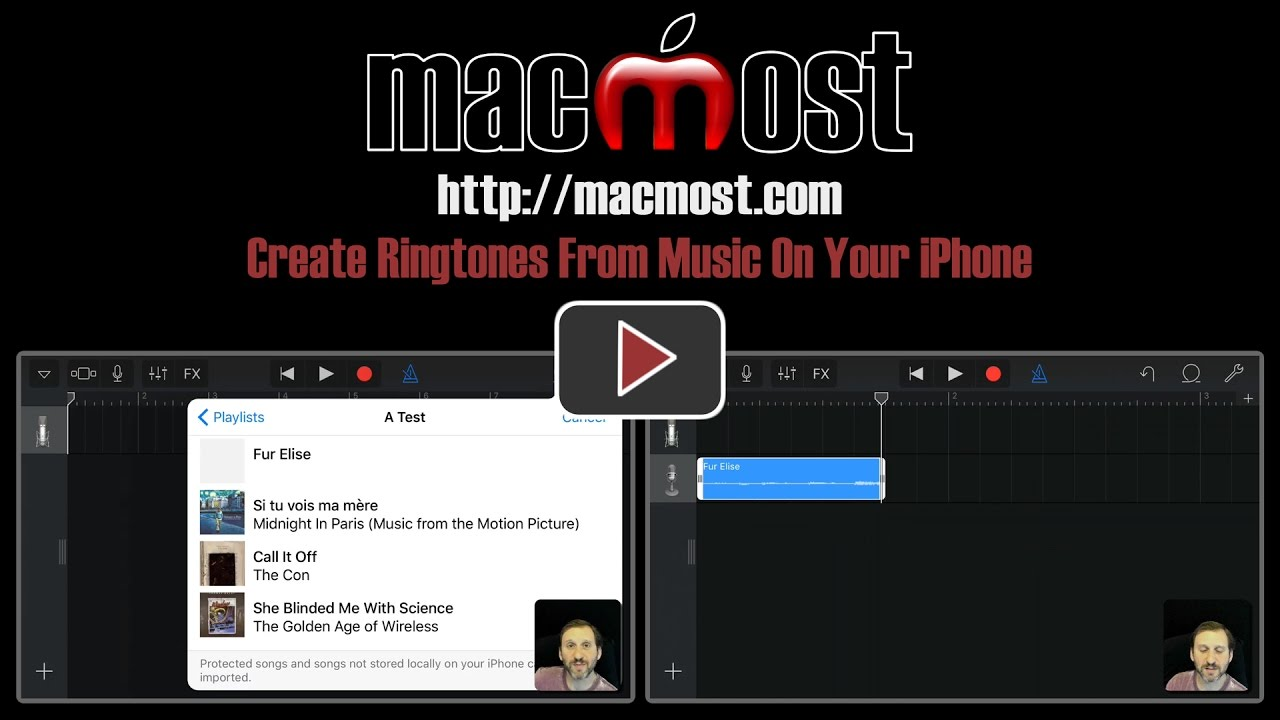 iphone how to create ringtone from mp3