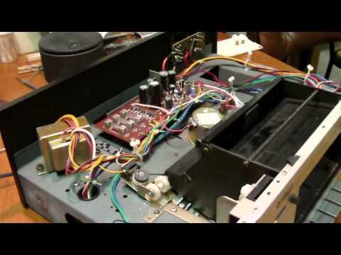 Yamaha Cassette Deck Repair Yamaha Stereo Cassette Deck tc