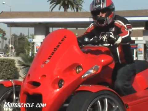 2008 GG Quadster Motorcycle Review