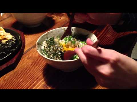 VLOG - Japanese Food Adventure! Izakaya Tomo - DELICIOUS SUSHI!