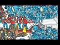 Фрагмент с конца видео - Где Уолли? 5 уровень. Where's Wally? 5 level