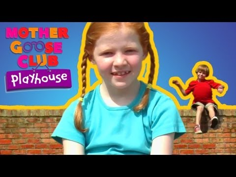 Humpty Dumpty - Mother Goose Club Nursery Rhymes