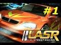 LA Street Racing (2007) уличные гонки прохождение часть 1