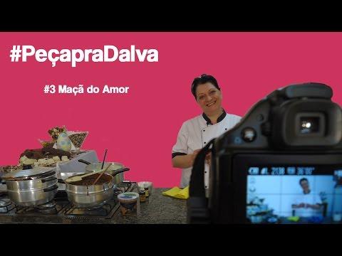 #PeçapraDalva #3 - Christiane Mariano - Maçã do Amor