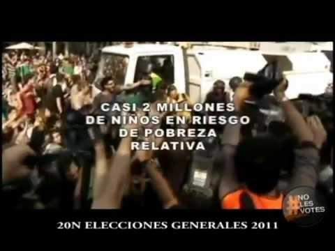 España - Una Realidad Incomoda - PP y PSOE - 2011