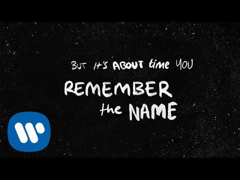 Ed Sheeran – Remember The Name feat. Eminem & 50 Cent