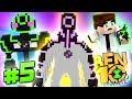 Minecraft Ben 10 Ultimate - GETTING UPGRADE-D! (Minecraft Roleplay S2 Episode 5)