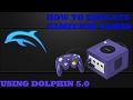 how to emulate gamecube games (dolphin emulator) 2017