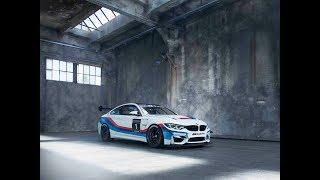 BMW приоткрыла M4 для молодых гонщиков