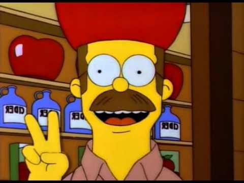 Los Simpsons - Homer - Tu puedes quedarte, pero yo me piro..