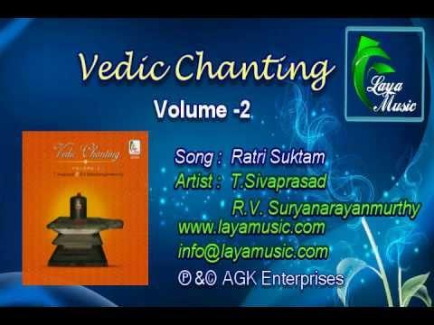 Ratri Suktam- Vedic Chanting - Volume 2