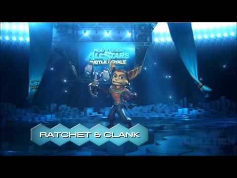 Playstation All Stars Battle Royale: Sackboy, Dante, Spike, Ratchet and Clank revealed Trailer!