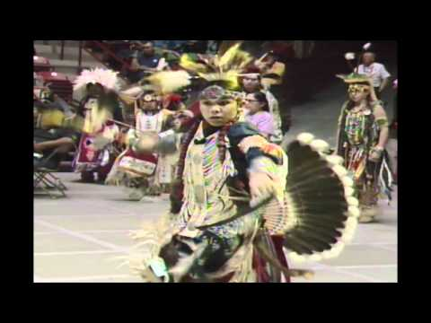 Northern Traditional - 2012 Gathering of Nations Pow Wow