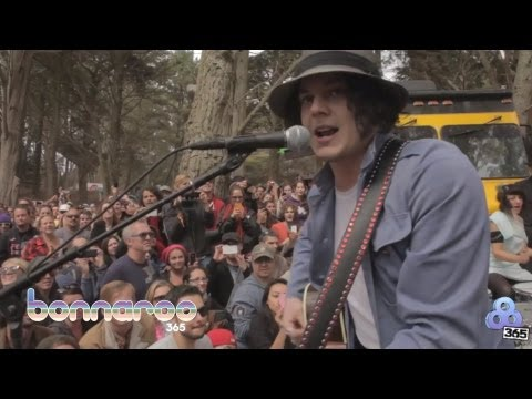 "Jack White Surprise Set - ""Hotel Yorba"" - Outside Lands 2012 (Official Video)"