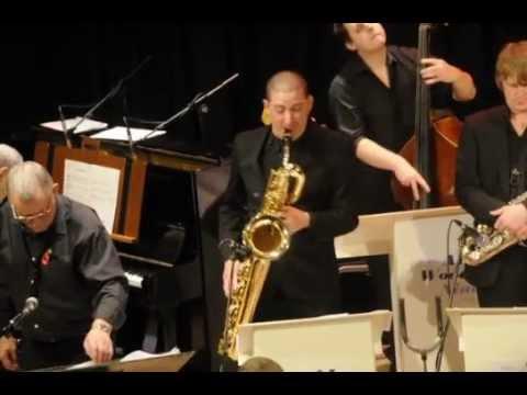 Al Wood Nine at Seven Jazz Leeds 4/11/12 Stolen Moments (2) 4 Nov 2012.AVI