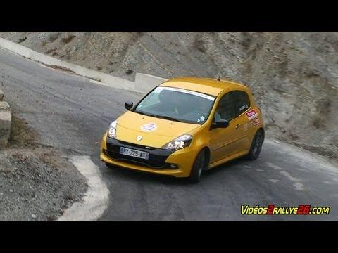 Rallye Monte-Carlo 2012 - Jean Ragnotti  [HD]