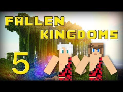 Fallen Kingdoms 2 : Frigiel & Ectalite   Jour 5 - Minecraft