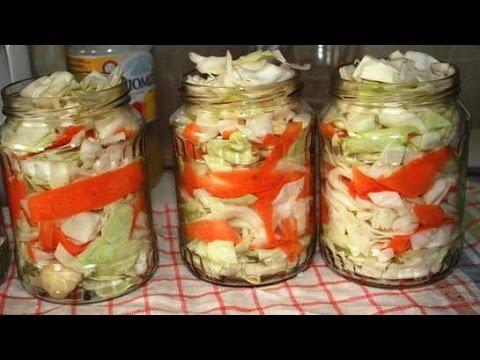 что можно приготовить из листьев цветной капусты на зиму