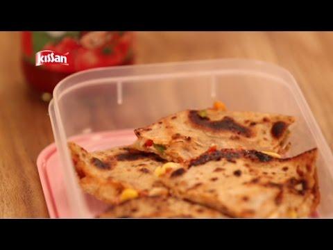 Kissan Double Decker Roti Roll