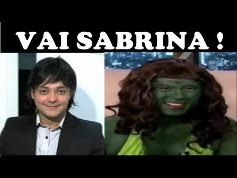 Musica funk Sabrina sapo e ( Savio Sabio ) faria - Pânico na tv ( ORIGINAL )