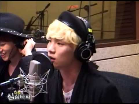 130228 SHINee Key Taemin rap to introduce new album ShimShimTapa
