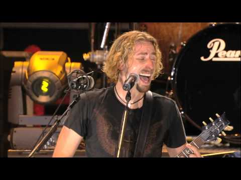 Nickelback - Someday ( Live at Sturgis 2006 ) 720p