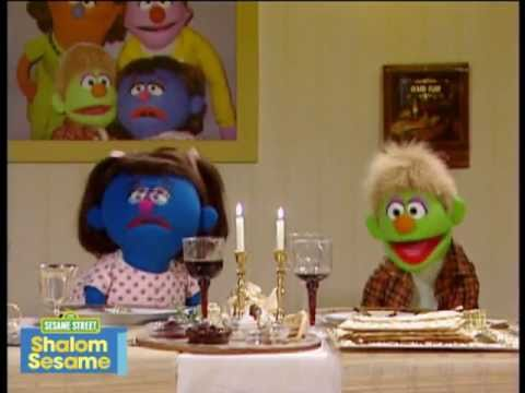 Sneak Peek: It's Passover Grover!