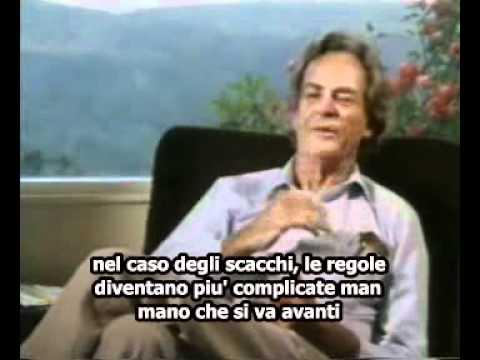 Feynman - Cosa fanno gli scienziati - sub ita