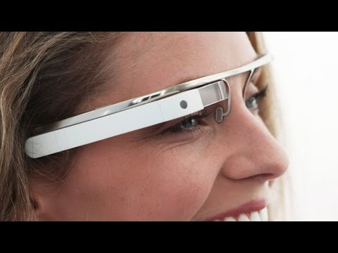 Google Project Glass - Augmented Reality Glasses