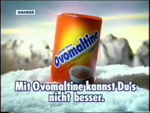 Ski | Ovomaltine TV-Spot Schweiz (1999)