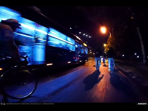 VIDEOCLIP Masa Critica Bucuresti - 27 septembrie 2019 (Bucharest Critical Mass)