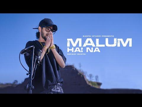 EMIWAY BANTAI - MALUM HAI NA (INTRO) (OFFICIAL VIDEO)