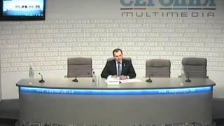 Веб-конференция мэра Житомира Владимира Дебоя