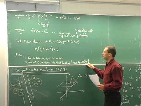 Lecture 05, part 1 | Pattern Recognition