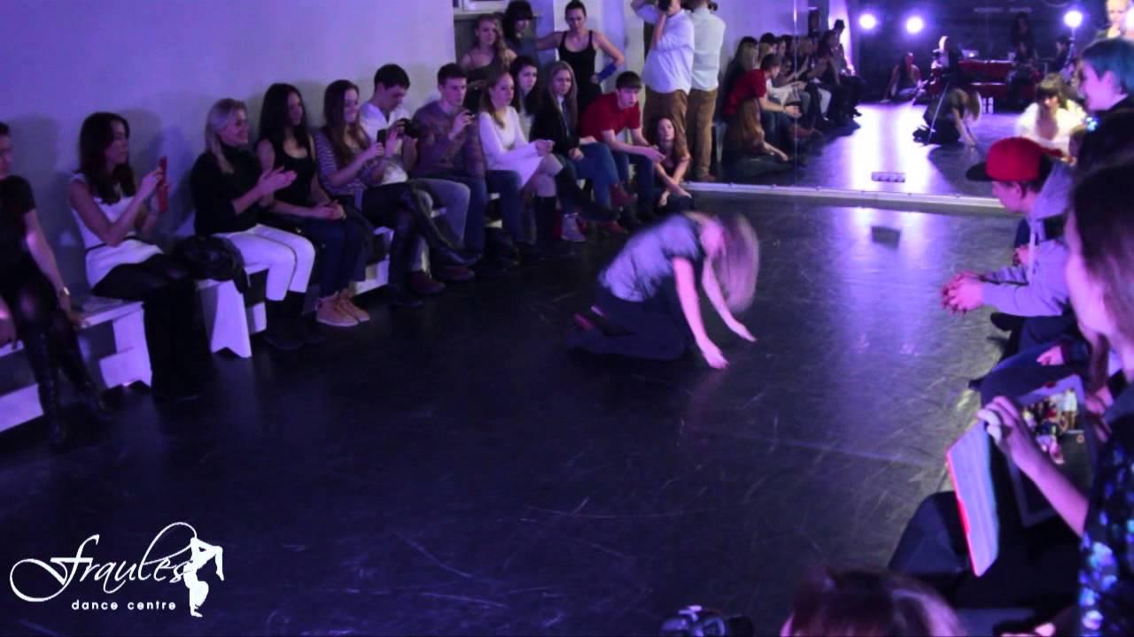 Siberian snow ball 2013 - Judge showcase Fraules Elena Ninja (women's vogue/femme vogue)