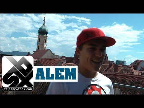 Alem - French Beatbox Machine