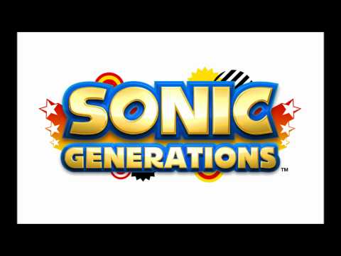 Sonic Generations Music -Collection Room Menu-  (HD)