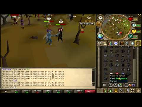 Runescape So Wreck3d Pk Commentary 31 | Combos | Claw Carnage | 15M Loot | Turmoil Rune Pure
