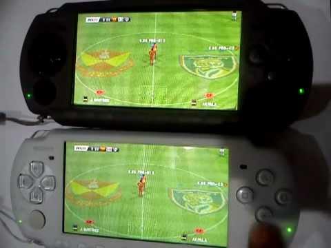 Посмотреть ролик - PSP PES 2013 liga super malaysia игра писпи пес13 скачат