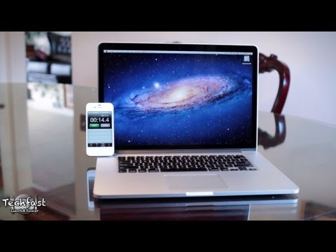 15 Retina MacBook Pro Performance Review: Boot Up, Benchmarks & Speed Tests! (2012)