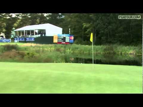 Round 1 Recap: 2011 Deutsche Bank Championship