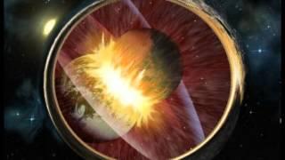 Como se creo el universo y el sistema solar CMC