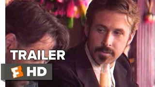 The Nice Guys Official 70's Retro Trailer (2016) - Ryan Gosling, Russell Crowe Movie HD