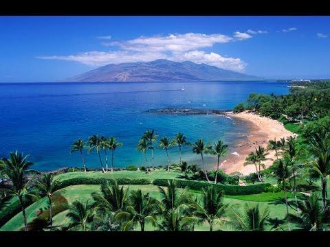 Maui, Hawaii, DJI Phantom 3 Drone, September 2016 4K