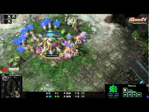 SC2 | APC: Ber vs OC set 1 04.01.2014