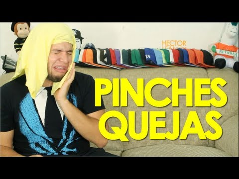PINCHES QUEJAS!!