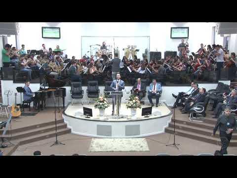 Orquestra Sinfônica Celebração - Harpa Cristã | Nº 198 | Jesus, o bom amigo - 10 02 2019
